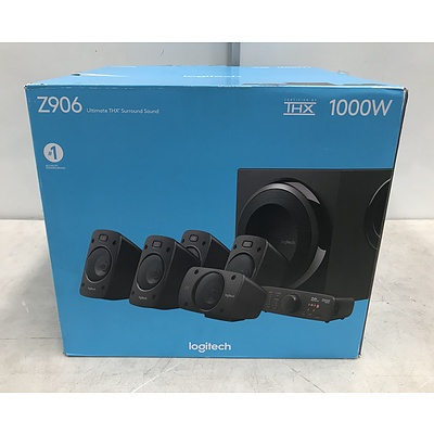Brand New Logitech Surround Sound System