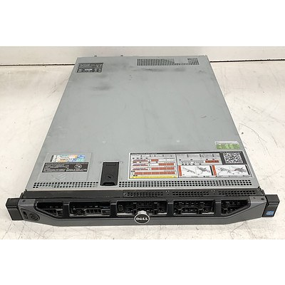 Dell PowerEdge R620 Dual Octa-Core Xeon (E5-2660 0) 2.20GHz 1 RU Server