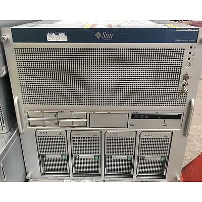 Sun SPARC Enterprise M5000 SPARC CPU Server