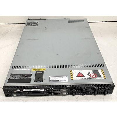 Dell Dual Quad-Core Xeon (E5504) 2.00GHz 1 RU Server
