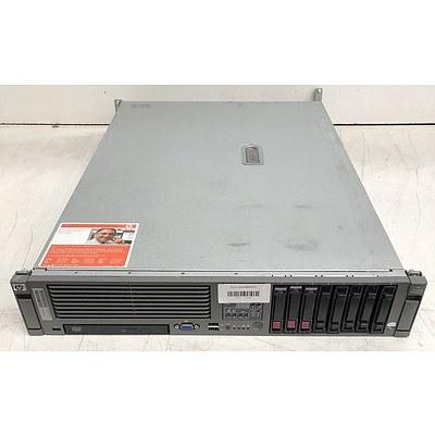 HP ProLiant DL380 G5 Quad-Core Xeon (E5440) 2.83GHz 2 RU Server
