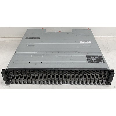 Dell PowerVault MD1220 24 Bay Hard Drive Array