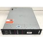 HP ProLiant DL385 G7 Dual AMD Opteron (6174) 2.20GHz 2 RU Server