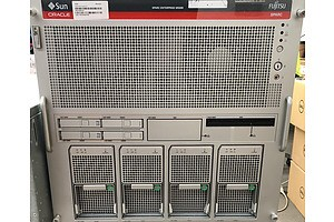 Sun Oracle SPARC Enterprise M5000 SPARC CPU Server