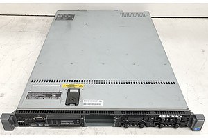 Dell PowerEdge R610 Quad-Core Xeon (E5620) 2.40GHz 1 RU Server