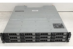 Dell PowerVault MD3200 12 Bay Hard Drive Array
