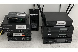 Bulk Lot of Assorted AV Appliances