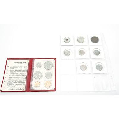 1978 Royal Australian Mint Set and Sleeve of Eight Coins