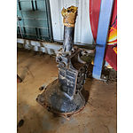 Vintage FX/FJ Reconditioned 3 Speed Manual Column Shift Gearbox