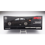 Biante - Holden VF Commodore V8 Supercar Satin Black Plain Body 282/324 1:18 Scale Model Car - *Brand New*