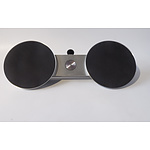 A Bang and Olufsen Speakers and Ipod Dock Unit in Box