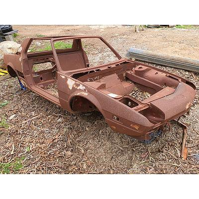 Lot 129 - Fiat X1/9 Bare Shell