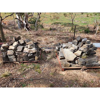 Lot 227 - Landscaping Rocks - Lot of 2 Pallets