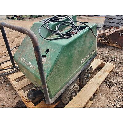 Lot 233 - Gerni 1500 Turbo Laser Hot/Cold Water Pressure Washer