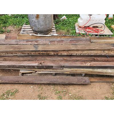 Lot 265 - Assorted Lot of Hardwood