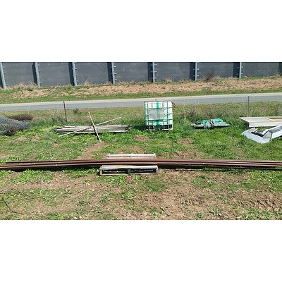 Lot 29 - Assorted Lot of Angle Iron