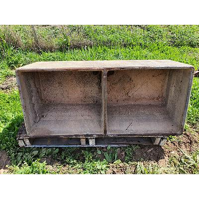 Lot 56 - Vintage Concrete Washtub