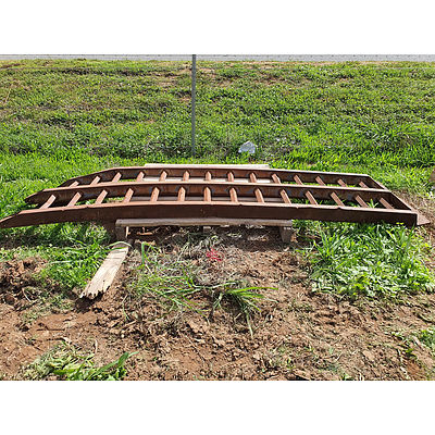 Lot 57 - Large Ramps for Trailer or Truck
