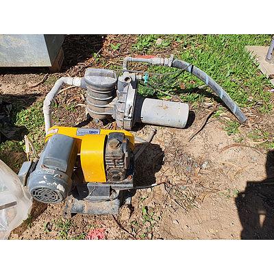 Lot 83 - Assorted Pumps - Lot of 2