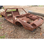 Lot 129 - Fiat X1/9 Bare Shell