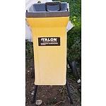 Lot 171 - Talon Garden Shredder