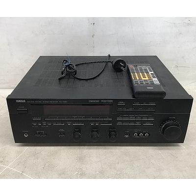 Yamaha Natural Sound Stereo Receiver RX-V690