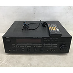 Yamaha Natural Sound Stereo Receiver RX-V690