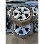 Set of 4x BA Ford Falcon 17