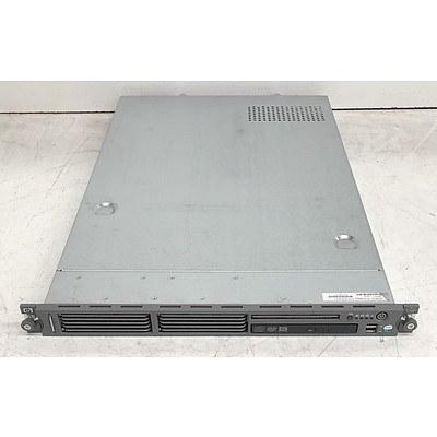HP ProLiant DL140 G3 Dual-Core Xeon (5110) 1.60GHz 1 RU Server