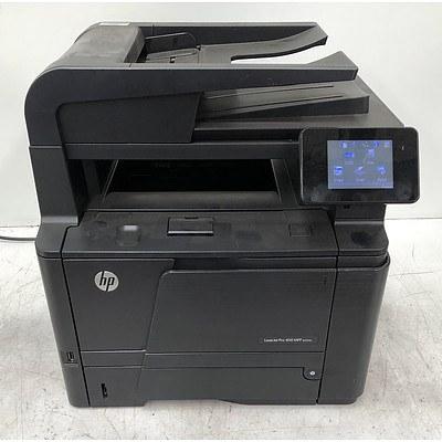 HP LaserJet Pro 400 MFP (M425dn) Black & White Multi-Function Printer