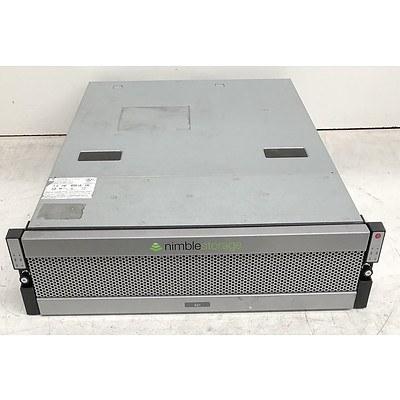 NimbleStorage ES1 16 Bay Hard Drive Array w/ 57.6TB of Total Storage