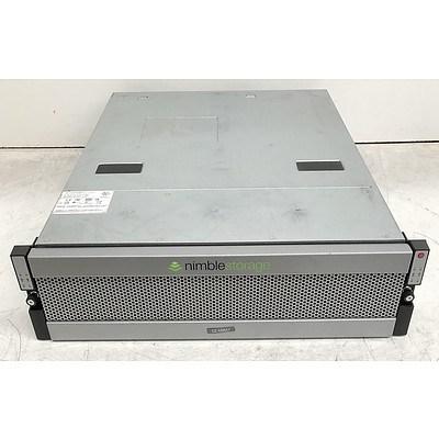 NimbleStorage CS Array 16 Bay Hard Drive Array w/ 34.2TB of Total Storage
