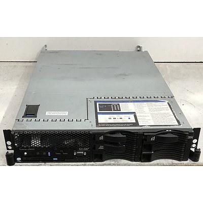IBM System x3650 Quad-Core Xeon (E5405) 2.00GHz 2 RU Server