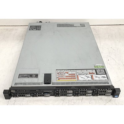 Dell PowerEdge R620 Dual Octa-Core Xeon (E5-2670 0) 2.60GHz 1 RU Server