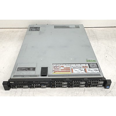 Dell PowerEdge R620 Dual Ten-Core Xeon (E5-2670 v2) 2.50GHz 1 RU Server