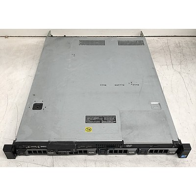Dell PowerEdge R310 Quad-Core Xeon (X3470) 2.93GHz 1 RU Server
