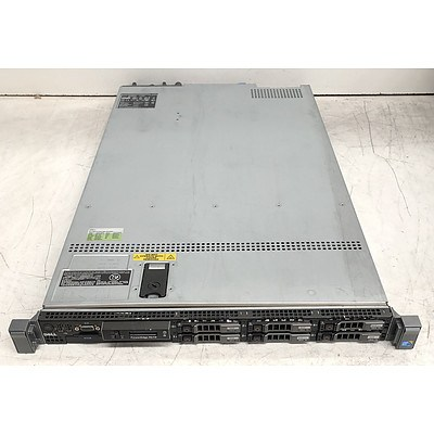 Dell PowerEdge R610 Dual Hexa-Core Xeon (X5670) 2.93GHz 1 RU Server
