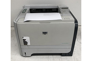 HP LaserJet P2055dn Black & White Laser Printer
