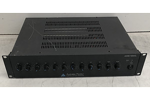 Australian Monitor Installation Series AMIS-120XL 8-Channel Mixer Amplifier
