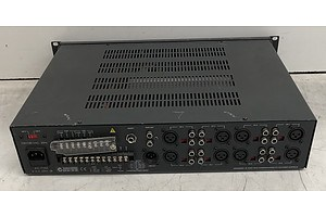 Australian Monitor Installation Series AMIS-120XL 8-Channel Mixer Amplifier