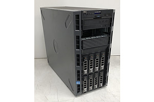 Dell PowerEdge T420 Dual Octa-Core Xeon (E5-2440 v2) 1.90GHz Tower Server