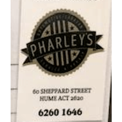 Pharleys Automotive Gift Certificate