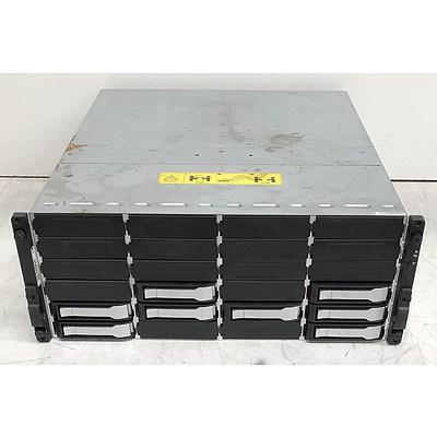 TrueNAS 24 Bay Hard Drive Array w/ 24TB of Total Storage