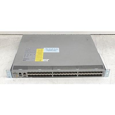 Cisco Nexus (N3K-C3548P-10GX V01) 3548-X 48-Port Gigabit SFP+ Switch