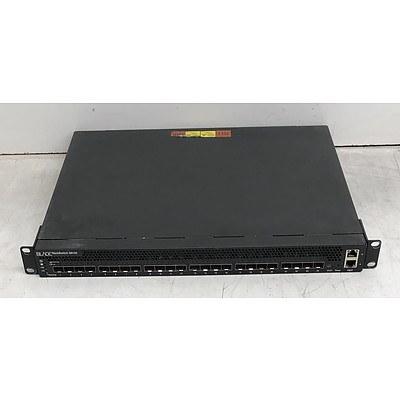 Blade RackSwitch G8124 24-Port SFP Switch