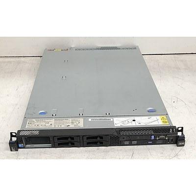 IBM System x3550 M2 Xeon (E5520) 2.27GHz 1 RU Server