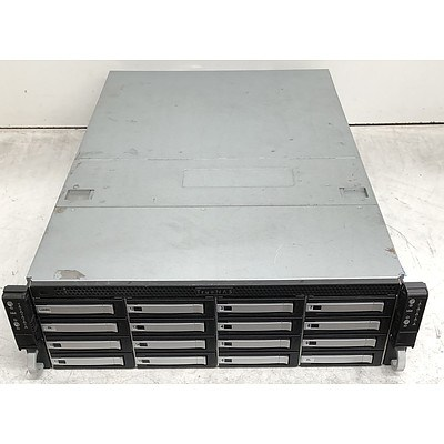 TrueNAS 16 Bay Hard Drive Array w/ 39TB of Total Storage