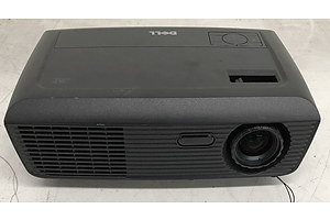 Dell (1410X) XGA DLP Projector