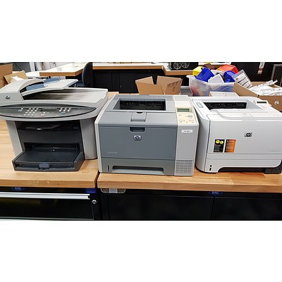 Assorted Printers - Lot of 9