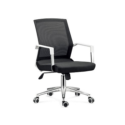 Mesh Backed Gaslift Office Chair - Brand New